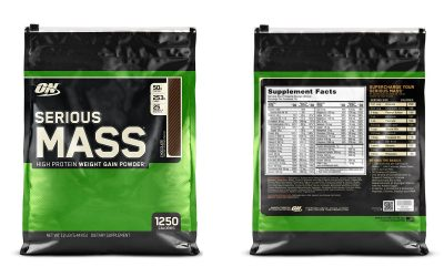 Is Serious Mass Gainer Protein Effective?