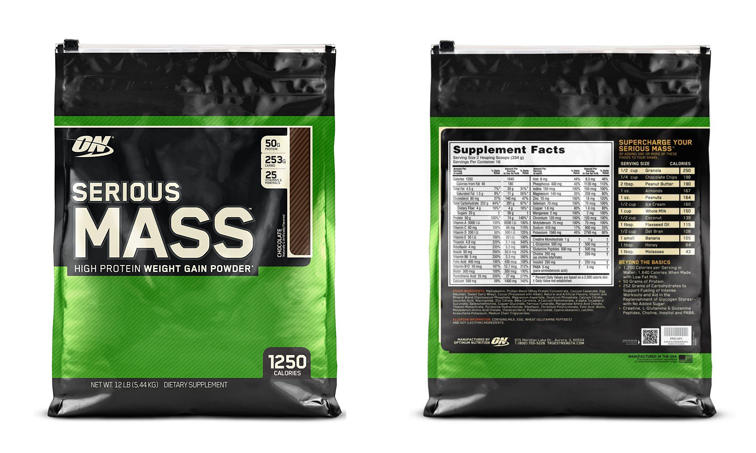 Is Serious Mass Gainer Protein Effective? | Serious Mass Review