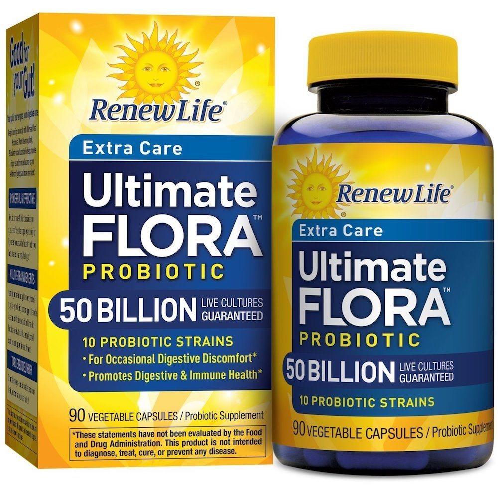 renew life ultimate flora