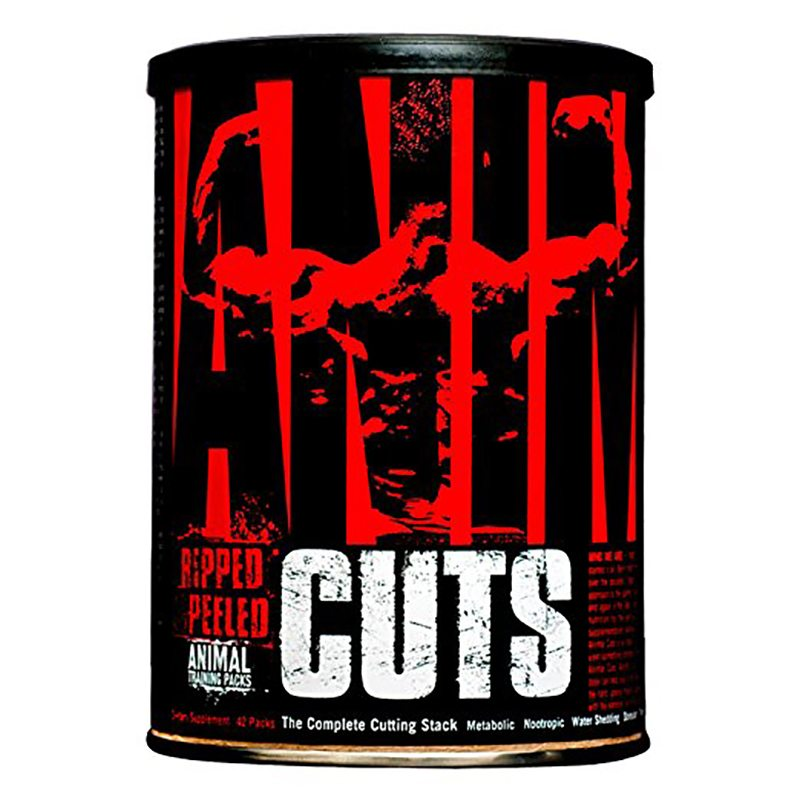 Animal Cuts Fat Burner Thermogenic for Weight Loss