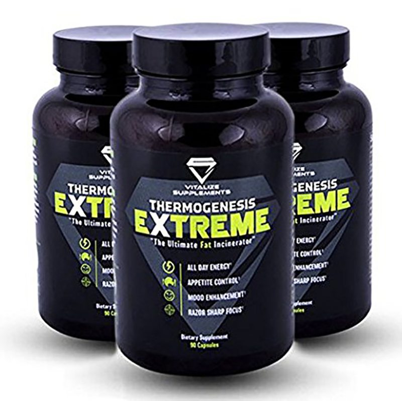 Thermogenic fat burner Vitalize Extreme Thermogenesis with Ashwagandha
