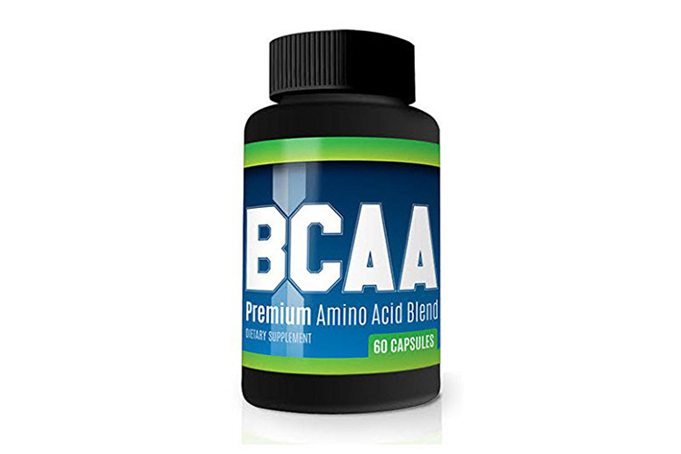 BCAA Muscle Enhancement Pills