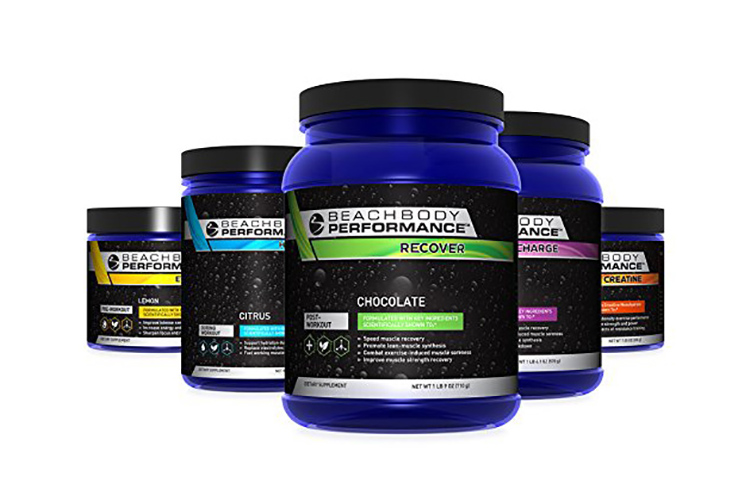 Beachbody Ultimate Stack