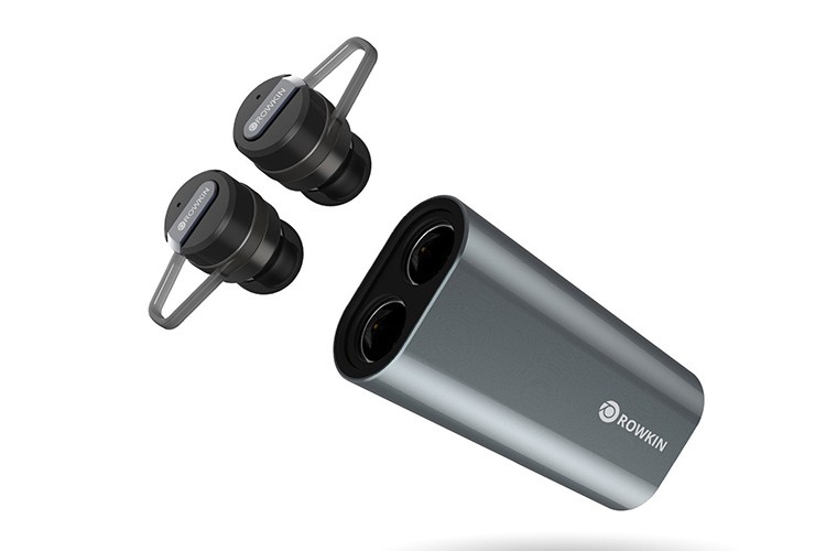 Rowkin Bit Charge Stereo with Earhooks