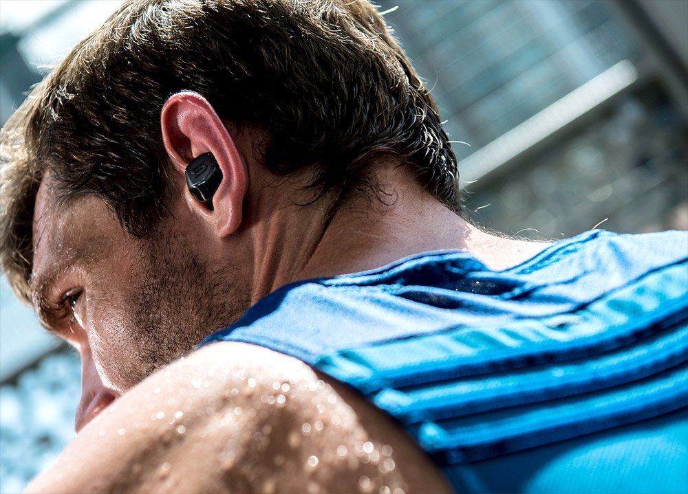 16 Best Earphones for Running that Don't Fall Out | Running Headphones