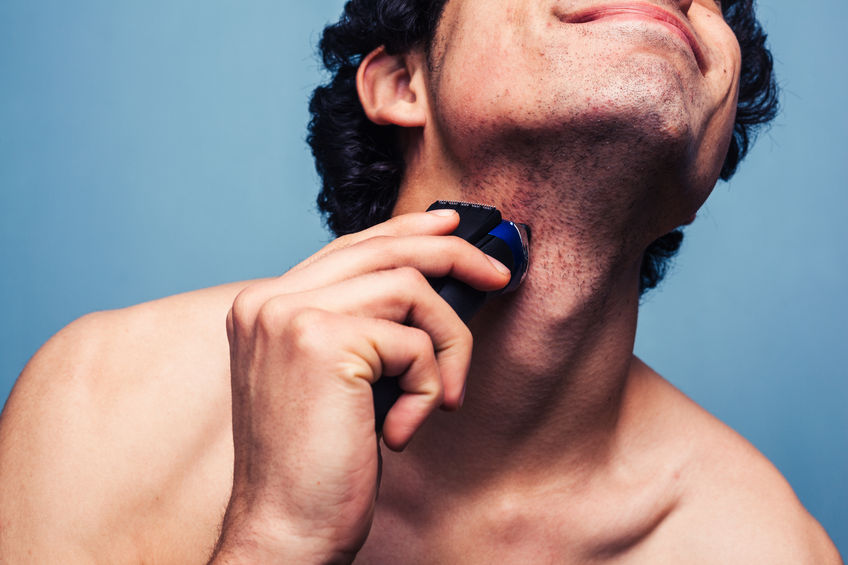 best electric shavers for sensitive skin