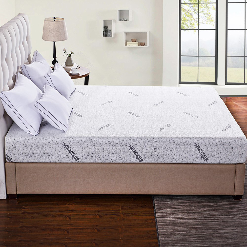 Comfort & Relax Memory Foam Mattress with Gel-Infused AirCell Tech