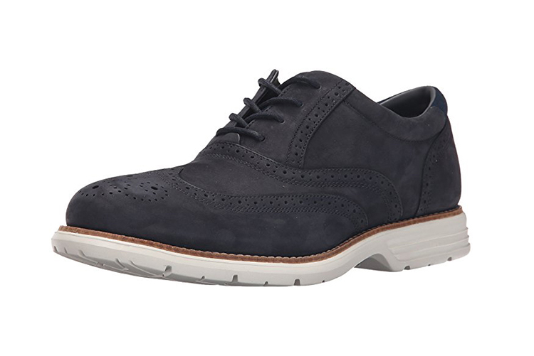 Rockport Men's Total Motion Fusion Wingtip Shoe