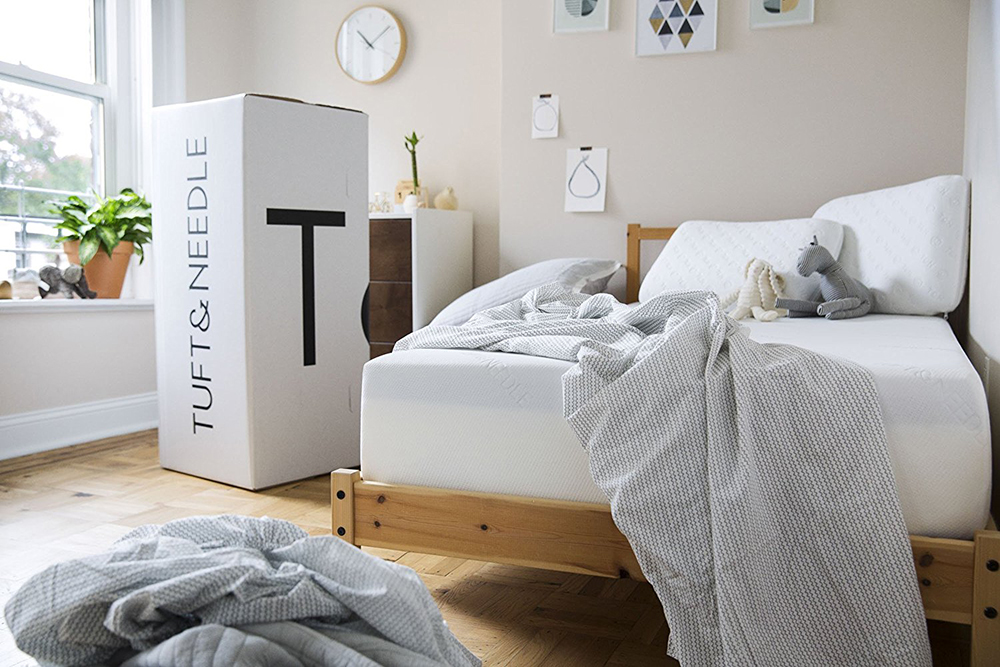 Tuft & Needle Bed in a Box with T&N Adaptive Foam