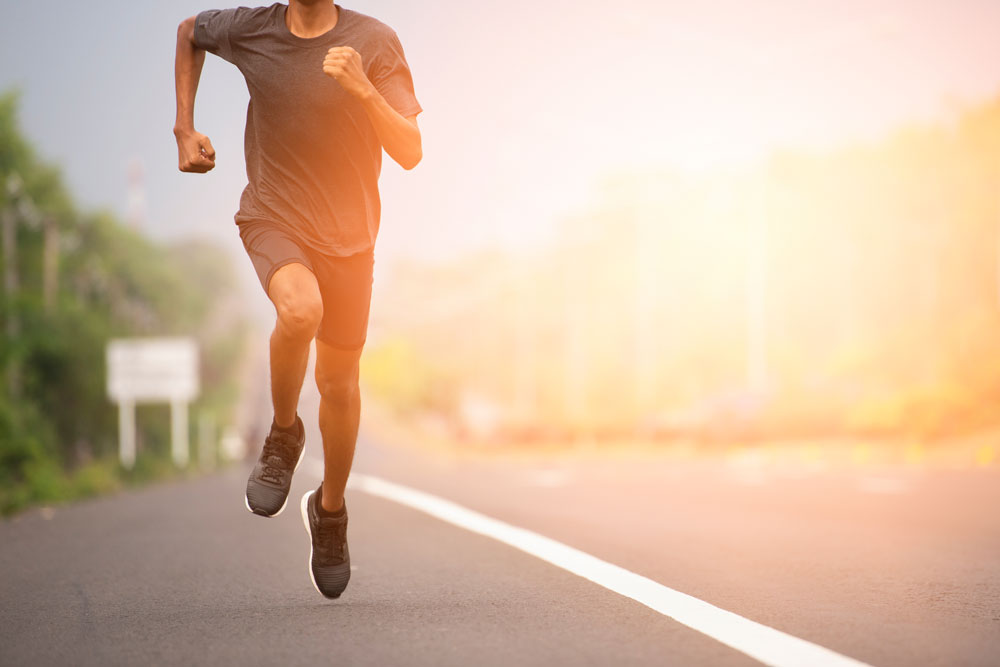 how running can boost your mood
